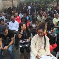CELEBRITY GIST: THOUSANDS STORM LAGOS FOR BIG BROTHER AFRICA SEASON 8 AUDITION