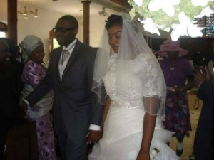 DEEPER LIFE CHURCH PASTOR KUMUYI'S SON'S WEDDING IN JAMAICA SPARKS CONTROVERSY