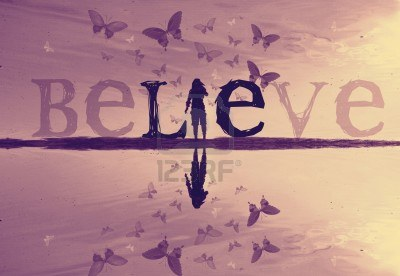 14372612-believe-written-with-butterfly