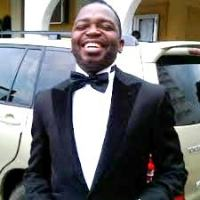 CELEBRITY GIST: KAYODE PETERS, A PROUD FATHER