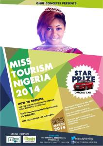 The MISS TOURISM NIGERIA 2014 contest has been declared open in Lagos.