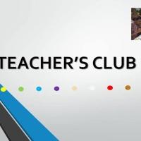 MEADOW HALL TEACHER'S CLUB
