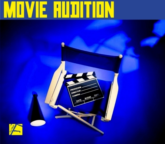 Movie Audition, Location: Zaria, Kaduna, Date: 16th - 17th June, 2015