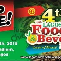 LAGOS FOOD AND BEVERAGE FAIR