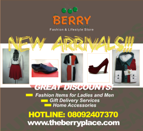 banner berry AD 22