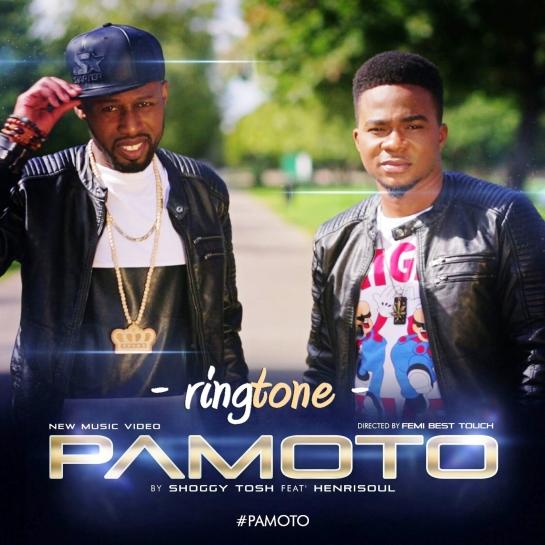 Pamoto by Shoggy Tosh ft Henrisoul - ringtone