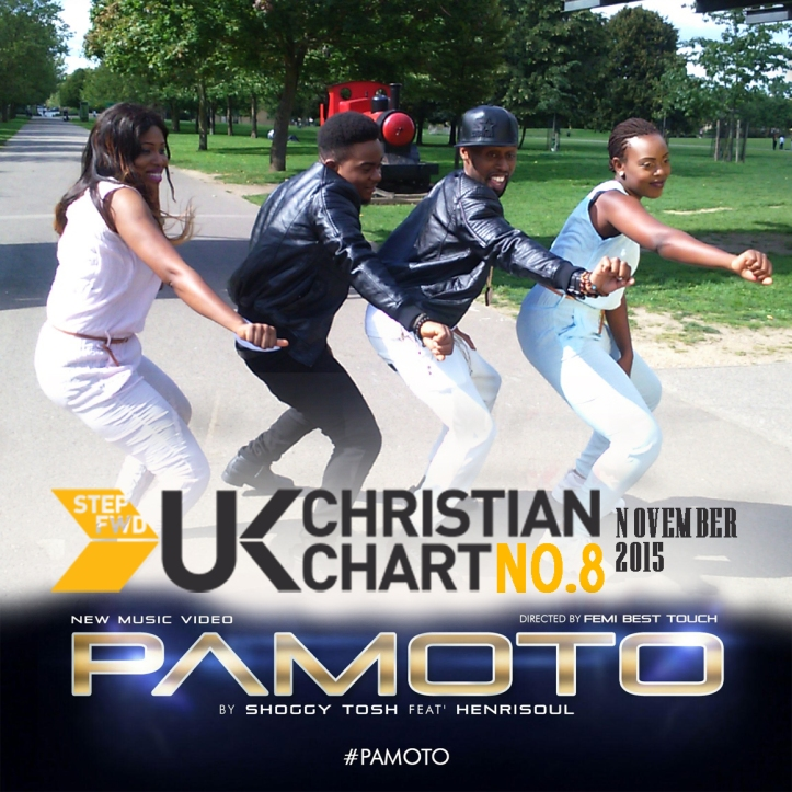 ShoggyTosh-Pamoto UK chart November No 8 Video
