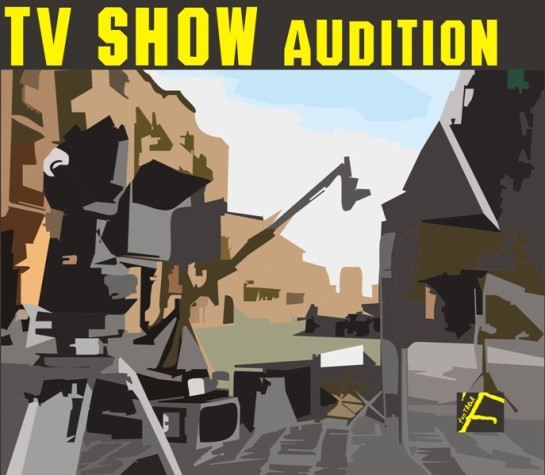TV SHOWaudition notice