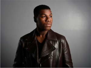 Identity graduate John Boyega played Finn in 'Star Wars: The Force Awakens'