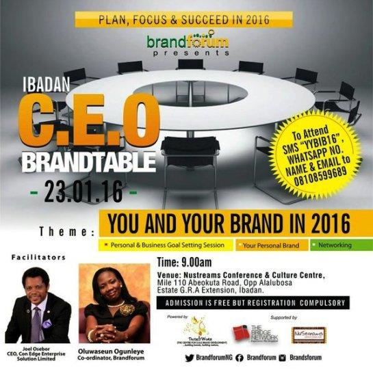 brand forum