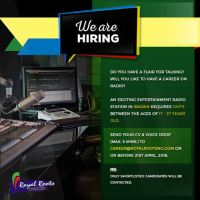 OAP's Wanted!!! Location: Ibadan